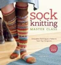 This book comes with a dvd to show you how to knit the socks in the book.