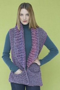 Perfect Pocketed Shawl