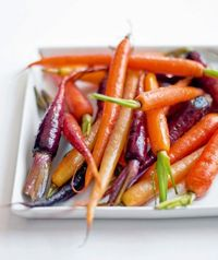 Candied Carrots.