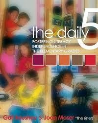 This blog describes step by step how she starts the Daily 5 in her classroom