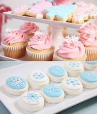 Pastel Christmas Treats