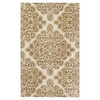 I pinned this Diamond Paisley Rug from the Elegant Living Room event at Joss & Main!