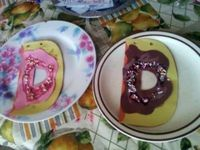 Letter D for preschool craft
