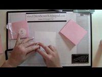 Easy Post it Note Holder