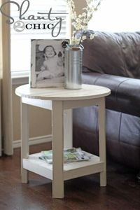 Lovely end tables
