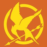 I may or may not be currently obsessed. #HungerGames