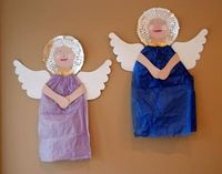 tissue angels
