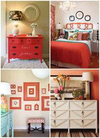 Coral is the Color