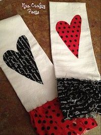 cute and easy hand towels