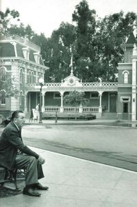 Walt on Main