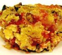 Cherry-Pineapple Dump Cake - I've never had dump cake before but it sounds tasty and easy.