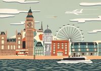 The illustrated cities of Sam Brewster