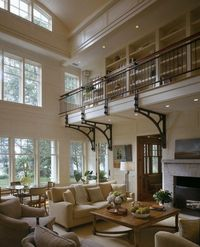 tall ceilings