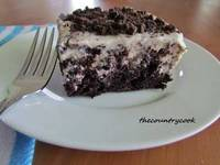 The Country Cook: Oreo Puddin Poke Cake