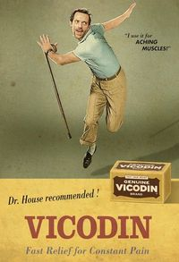 House for Vicodin