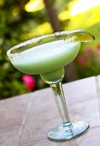 A different kind of margarita