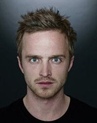 Aaron Paul, a terrific actor.