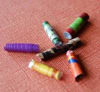 The Craftinomicon: Recycled Paper Beads