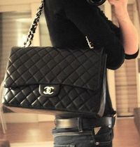 My Fave Chanel Bag