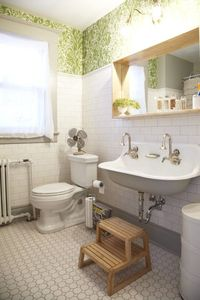 love the double utility sink