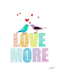 Studio ArtOcrat: Love More