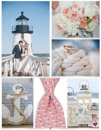 Nautical New England Wedding Inspiration Board By Heart Love Weddings