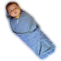 How to Swaddle a Newborn Baby