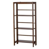 bookshelves to match the tv stand