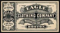 eagle clothing co.