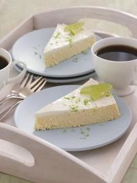 Atkins' Low-Carb Cheesecake... We're hooked!