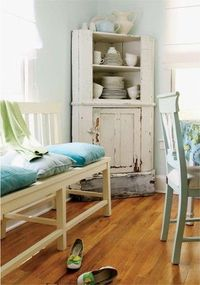 sorta swedish style, with easier-to-find pieces, perhaps...