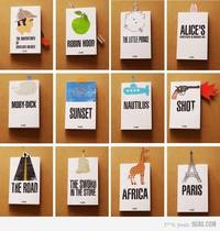 Awesome Bookmarks Jackets