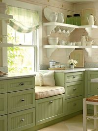 In love with this kitchen!