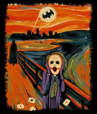 Scream / Batman