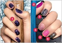 Nail Polish trends for 2012