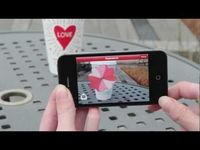 Starbucks Augmented Reality Valentines Day Cup