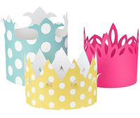 paper crowns to decorate