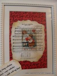 how to print a graphic & sheet music together