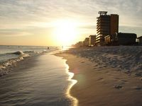 Great shot of PCB at sunset!