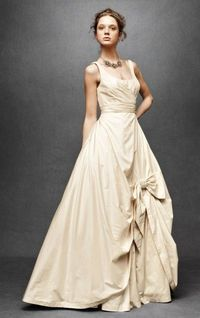 Hell yeah I'm getting married again! Just so I can wear an Anthro dress!