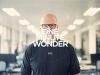 One Minute Wonder: Life stories in 60 seconds or less.