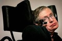 Stephen Hawking--brilliant and, an exceptionally inspirational human being-