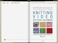 Ebook Review: Knitting Video Stitch-Alongs