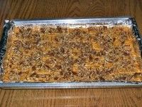 Amish Pecan Toffee Snacks