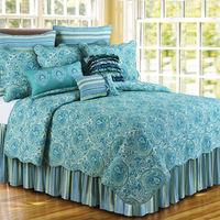 Oceana Paisley bedding set