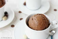 Cappuccino Crunch Ice Cream: A creamy coffee ice cream with a hint of chocolate and cinnamon; kissed with the delicate crunch of ...[read more at Food Frenzy]