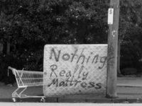 Nothing really mattress.