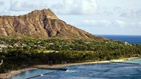 If you ever find yourself on Oahu, the Diamond Head hike is a must! Go early to avoid the crowds. It's a pretty easy hike until you hit the 99-step set of stairs. (Yep, Phil counted them!) The stairs eventually lead to a World War II bunker. F...