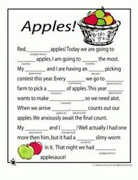 My students loved Mad Libs. It's such a fun way to teach the Parts of Speech!