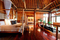 Honeymoon suite at Namale Fiji